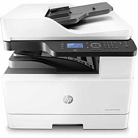 HP M436DN LaserJet A3 Monochrome MFP Duplex Network Printer - White | 2KY38A