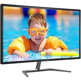 Philips 323E7QDAB 32-inch Class 16:9 IPS DVI HDMI 250cd 1920x1080 D-Sub FHD+Speakers LED-Lit Monitor | 323E7QDAB