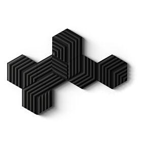 Elgato Wave Panels Starter Set - Black   10AAJ9901