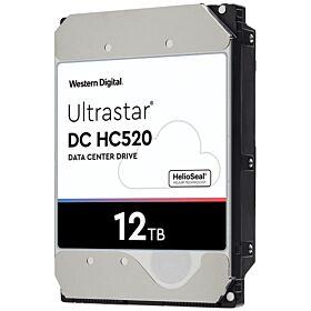 WD Ultrastar DC HC520 12TB SATA HDD | HUH721212ALE600