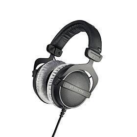 beyerdynamic DT 770 PRO 250 Ohm Over-Ear Studio Wired Headphones, Closed Construction - Black | 459046