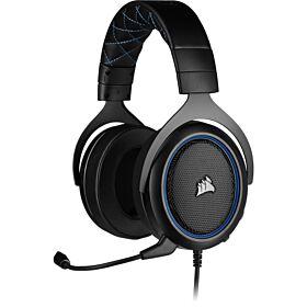 Corsair HS50 PRO STEREO Gaming Headset  - Blue | CA-9011217-NA