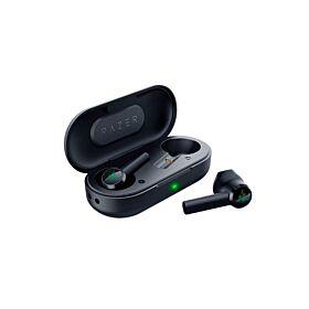 Razer Hammerhead True Wireless Bluetooth Earbuds: Ultra Low-Latency - Water Resistant - Bluetooth 5.0 Auto Pairing - Matte Black | RZ12-02970100-R3G1
