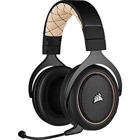 Corsair HS70 PRO Wireless Gaming Headset  - Cream | CA-9011210-NA