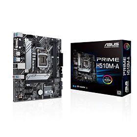 Asus Prime H510M-A Intel LGA 1200 ATX Motherboard   90MB17C0-M0EAY0