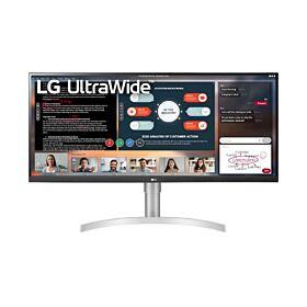 LG 34'' 21:9 IPS HDR WFHD Borderless Monitor | 34WN650-W