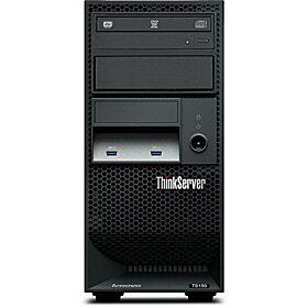 Lenovo ThinkServer TS150 3.3 GHz Xeon E3-1225 v6, 8GB 2400 DDR4, 250W Bronze PSU, DVD-Writer 1 TB HDD | 70UB001NEA