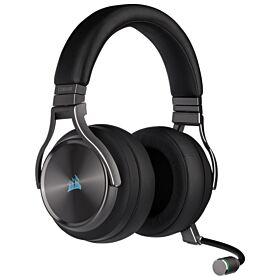 Corsair Virtuoso RGB Wireless SE High-Fidelity Gaming Headset  - Gunmetal | CA-9011180-NA