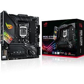 Asus ROG Strix Z490-G Gaming (WI-FI) LGA 1200 (Intel 10th Gen) microATX Motherboard | 90MB1300-M0EAY0