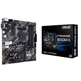 Asus Prime B550M-K AMD Micro ATX motherboard | 90MB14V0-M0EAY0