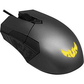 Asus TUF M5 Wired RGB Gaming Mouse - Black   90MP0140-B0UA00