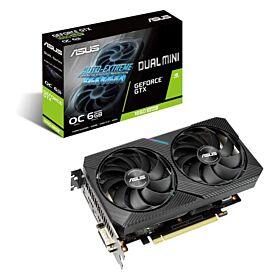 Asus GeForce GTX 1660 Super Dual OC Mini 6 GB GDDR6 Graphics Card | 90YV0DT4-M0NA00