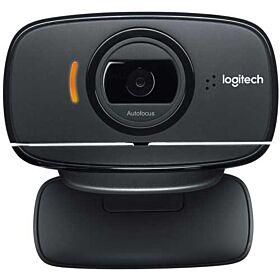 Logitech B525 HD Webcam Portable, High-Definition Video Camera - Black   960-000842