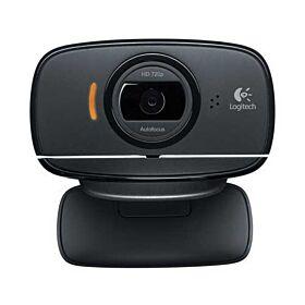 Logitech C525 Fold-&-Go Webcam with Autofocus for HD Video Calling Webcam   960-001064