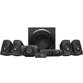 Logitech Z906 5.1 THX Surround Sound Speaker System - Black | 980-000469