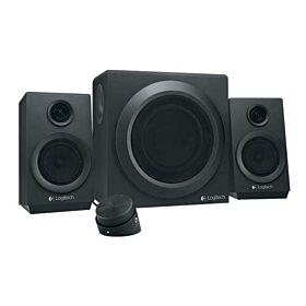 Logitech Z333 Speaker System With Subwoofer   980-001202