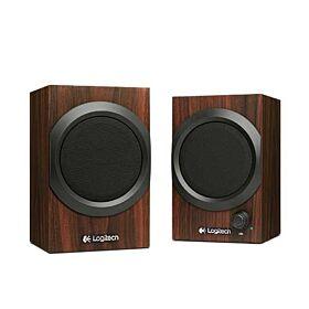 Logitech Z240 Multimedia Speakers - Wooden   980-001230