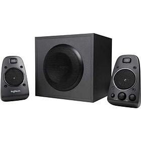 Logitech Z625 Speaker With Subwoofer & Optical Input - Powerful THX Sound | 980-001257