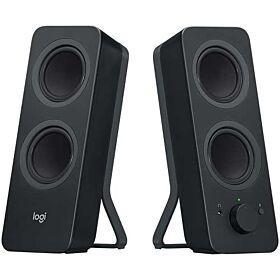 Logitech Z207 Bluetooth Computer Speaker - Black | 980-001296