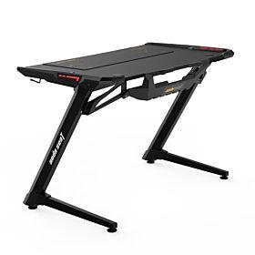 Andaseat 1200-04 RGB Gaming Desk - Black | AD-D-1200-04-B