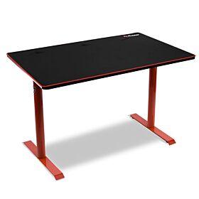 Arozzi Arena Leggero Gaming Desk - Red   ARENA-LEGGERO-RED