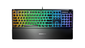 SteelSeries Apex 3 Water Resistant Gaming Keyboard