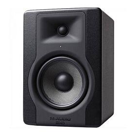 M-Audio 5-inches Powered Studio Speakers - Black | BX5D3XEU