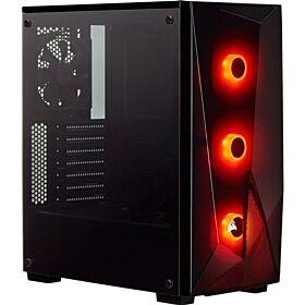 Delta Gaming PC (i5-10400, 16 GB RGB RAM, GeForce RTX 2060 Super 8 GB)