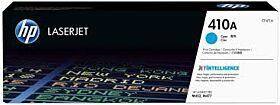 HP 410A Cyan Geniune LaserJet Toner Cartridge   CF411A