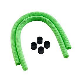 Cablemod AIO Sleeving Kit Series 2 For Nzxt Kraken / Corsair Hydro Pro / EVGA CLC / EVGA GPU Hybrid - Green   CM-ASK-S2KLG-R