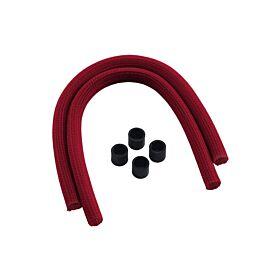Cablemod AIO Sleeving Kit Series 2 for EVGA CLC / NZXT Kraken - Red   CM-ASK-S2KR-R