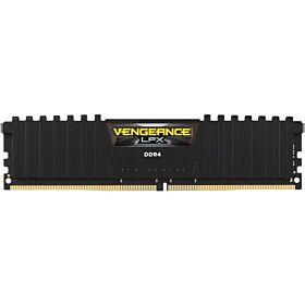 Corsair Vengeance LPX 8GB 288-Pin DDR4 SDRAM DDR4 3000 (PC4 24000) Desktop Memory   CMK8GX4M1D3000C16