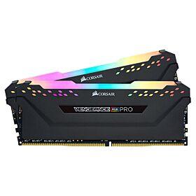 Corsair Vengeance RGB Pro 16GB (2 x 8GB) DDR4 3200 MHz (PC4 25600) Desktop Memory | CMW16GX4M2Z3200C16