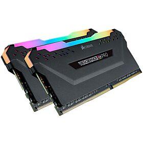 Corsair Vengeance RGB Pro 64GB (2x 32) DDR4 3600 MHz (PC4-28800) Desktop Memory | CMW64GX4M2D3600C18