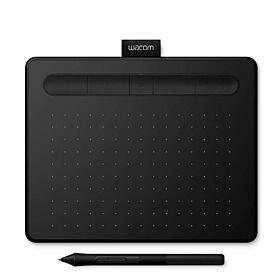 Wacom Intuos S Pen tablet Mobile Graphic Tablet Windows & Mac compatible - Black | CTL-4100K-N