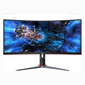 AOC CU34G2X 34-inches 1ms 144Hz Freesync UltraWide QHD 4K Curved Gaming Monitor | CU34G2X