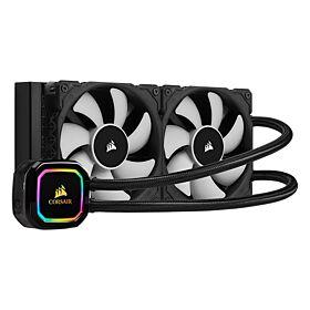 Corsair iCUE H100i RGB PRO XT Liquid CPU Cooler | CW-9060043-WW