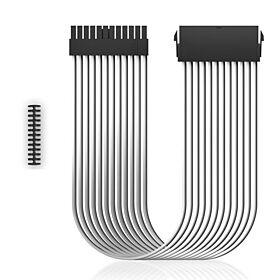 Deepcool EC300-24P - 24PIN Extension Sleeve Cable | DP-EC300-24P
