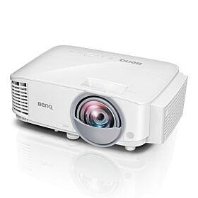 BenQ Dustproof Projector with Short Throw XGA - White | DX808ST
