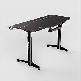 DXRacer EL-1140 Lifting Gaming Desk - Black