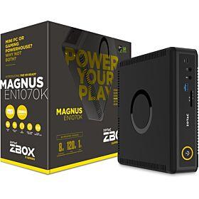Zotac Magnus Core i5-7500T 2.7Ghz, 8GB Ram, GTX 1070 8GB GDDR5 Desktop Computer | EN1070K