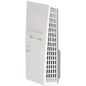 NETGEAR EX6400 AC1900 Wall-Plug Simultaneous Dual-Band WiFi Extender | EX6400