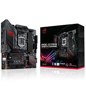 ASUS ROG STRIX B460-G GAMING Micro ATX Motherboard | 90MB1460-M0E9Y0