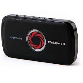 AVerMedia AVerCapture HD Full HD 1080p Ultra Low Latency USB Video Game Capture Card | GL310