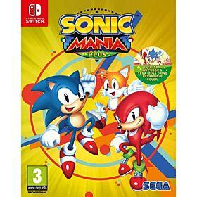 Sonic Mania Plus For Nintendo Switch