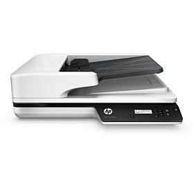 HP ScanJet Pro 3500 f1 Flatbed General Office Scanner - White | L2741A