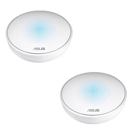 Asus AC2200 Lyra 2 Pack Tri-Band Mesh Home WiFi System with AiProtection | MAP-AC2200-2-PACK