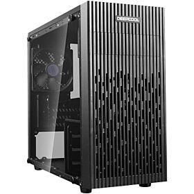 DeepCool MATREXX 30 MATX Tempered Glass ATX Mini Tower Computer Case | MATREXX 30