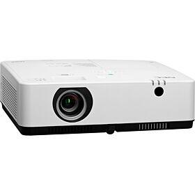 NEC 4000-Lumen, XGA (1024 x 768), 1.7x Zoom, Professional Desktop Projector - Black / White | ME402X