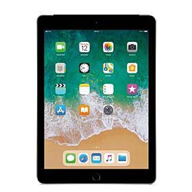 Apple iPad 2018 9.7-inch 32GB Wifi 4G Cellular - Space Grey | MR6N2